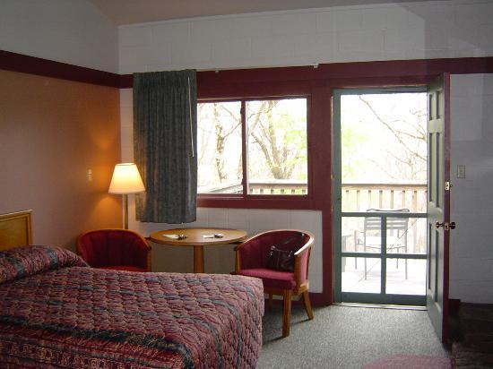 Big Meadows Lodge: Room