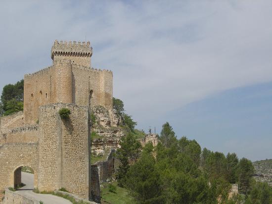 Cuenca, Espanha: Alarcon sans grue