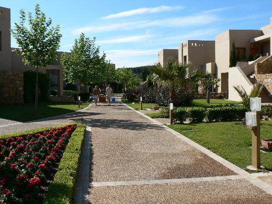 Sani Asterias: Hotel Common Areas