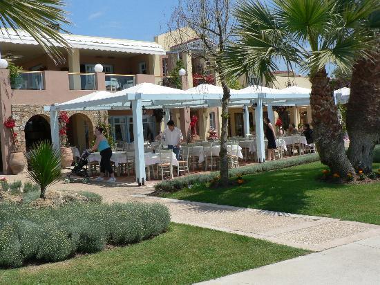 Sani Asterias: Marina Restaurant
