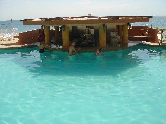 Swim Up Bar Picture Of Sonoran Sea Resort Puerto