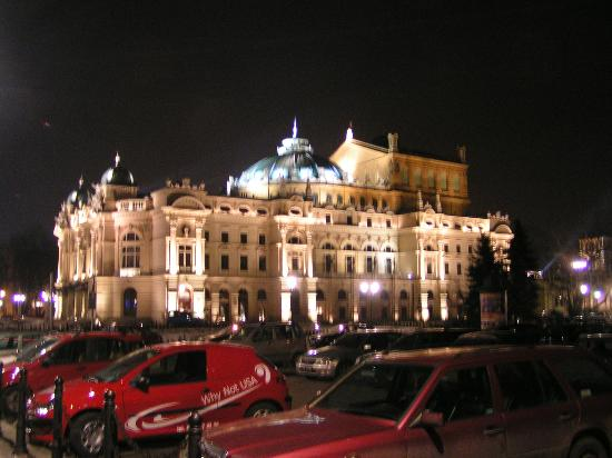 Pollera: Slowacki Theater