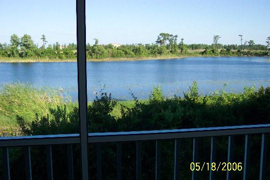 SunLake Condominiums Resort: Enclosed Porch