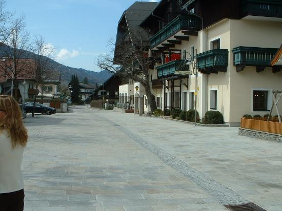 Seehotel Schlick: Town Area