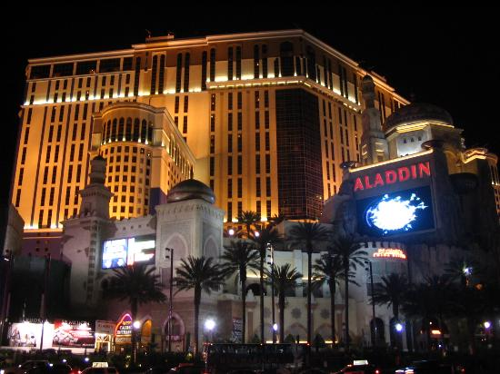 planet hollywood aladdin casino