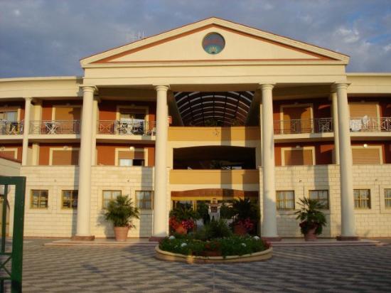 Villaggio Turistico Akiris: Front Entrance