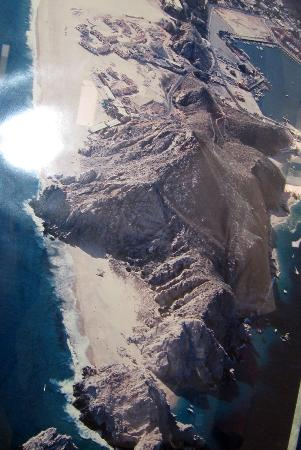 Cabo San Lucas, Meksiko: old, old photo of Solmar & Lover's Beach