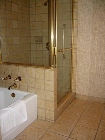 Barona Resort & Casino: Separate Shower & Tub