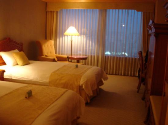Ulsan Hotel Room