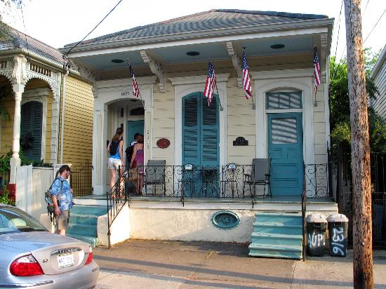 Photo of La Dauphine B&B New Orleans
