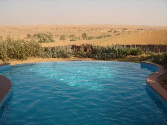 Al Maha, A Luxury Collection Desert Resort & Spa: your own private pool