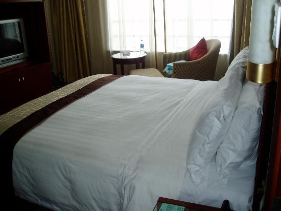 Radisson Blu Hotel Shanghai New World: Bedroom