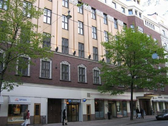 The Klaus K Kuva Klaus K Hotel Helsinki Tripadvisor