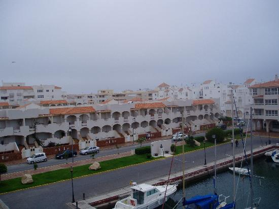 Hotel Almerimar: taken from our appartment