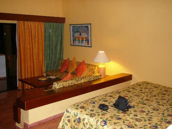 Iberostar Bavaro Suites: Esta es la habitación (igual que en los catálogos)