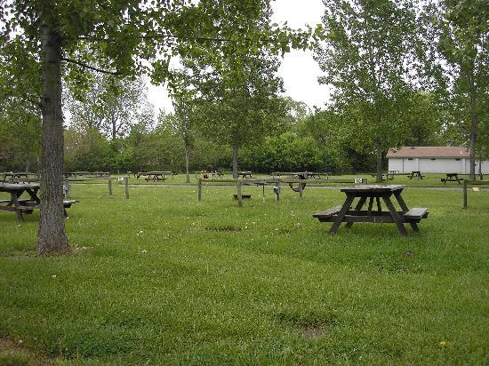 Sandusky KOA campground Image