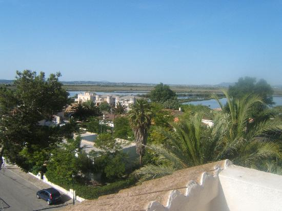 Grupotel Alcudia Suite: View towards Nature Reserve