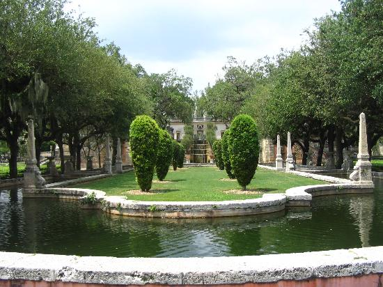 Holiday Inn Port of Miami Downtown: Gardens at Vizcaya