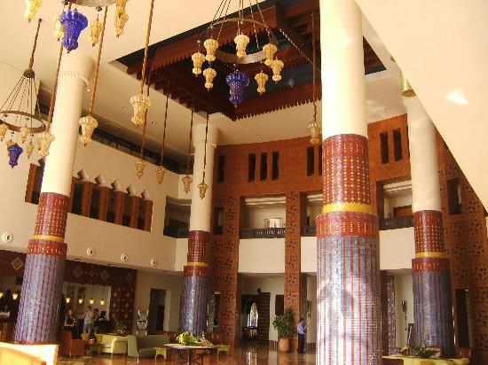 IBEROSTAR Founty Beach: Hotel lobby