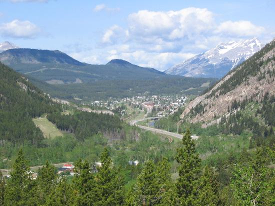 Crowsnest Pass: View of Blairmore
