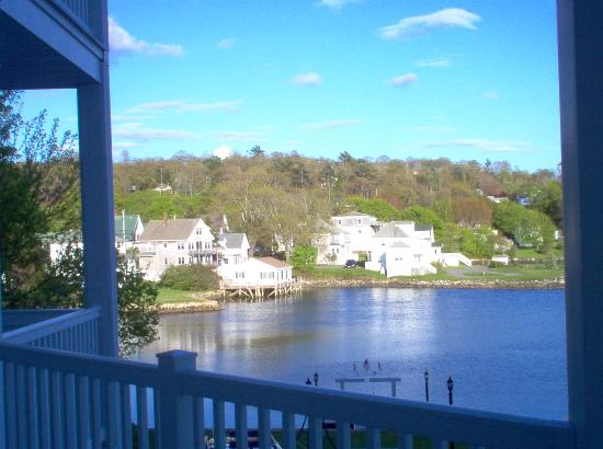 Blue Heron Seaside Inn: View from our room