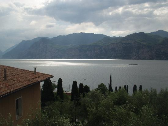 Hotel Internazionale: View from our room