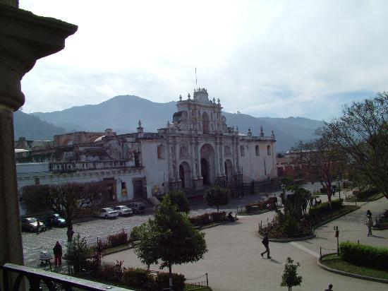 Antigua main square