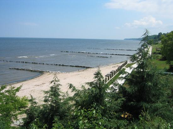 Chesapeake Beach, MD: another view from our room