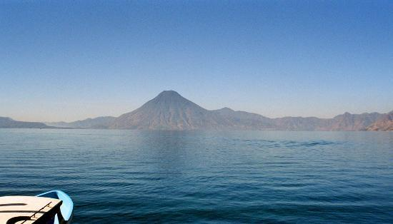 Lake Atitlan, Guatemala: Going across the lake to Panajachel