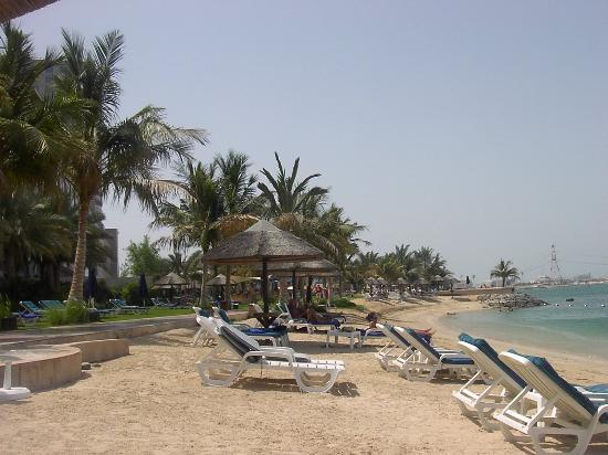 Beach Rotana: The Beach - Not too bad!