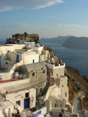 Art Maisons Luxury Santorini Hotels Aspaki Oia Castle