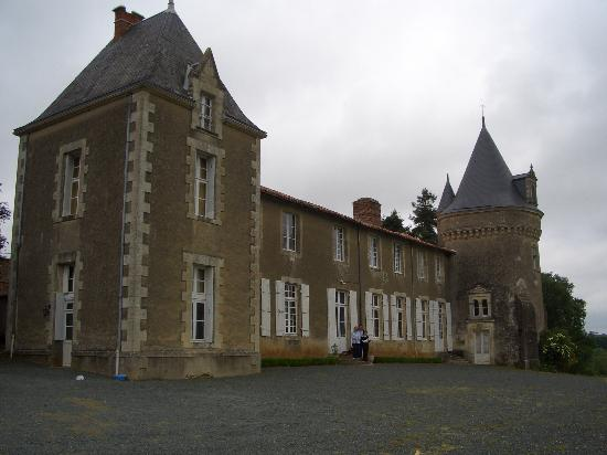 Chantonnay, França: The Chateau