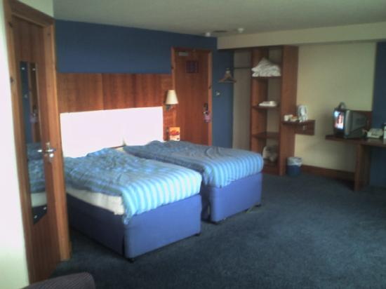 Premier Inn Manchester City Centre (Arena/Printworks) Hotel: Lots of space available