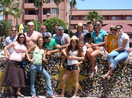 Hotel Fiesta de Cortez : The Roswell Party Crew