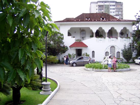 Residencial Reforma La Casa Grande: The hotel has a lovely garden