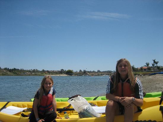 Newport Beach, Kaliforniya: Ready for the ride