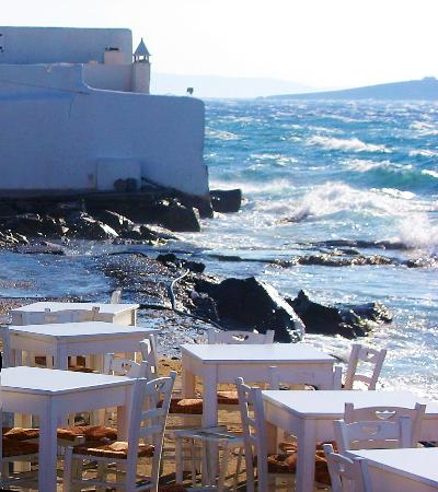 Mykonos, Grækenland: little venice