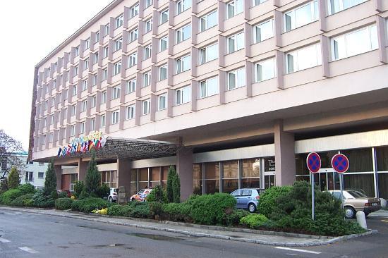 Hotel Olympik Tristar: Exterior view of Olympik Tristar
