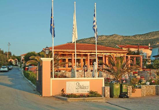 9 Muses Hotel Skala Beach: 9 Muses Hotel Skala
