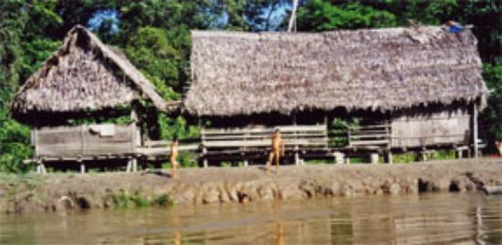 ExplorNapo Lodge: typical home