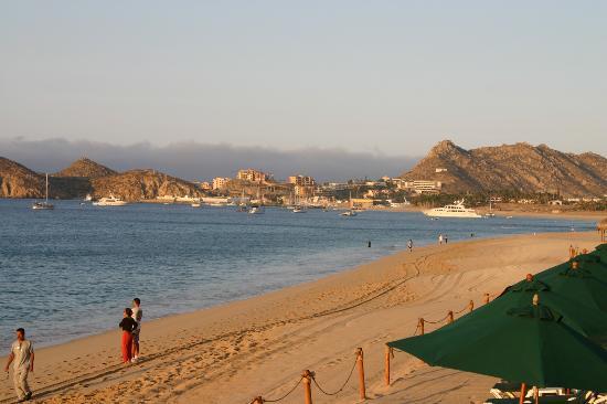 Villa La Estancia: Beach view from hotel