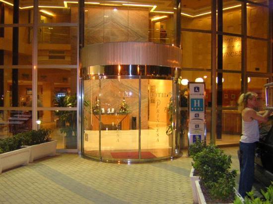 Hotel RH Princesa & Spa: la entrada