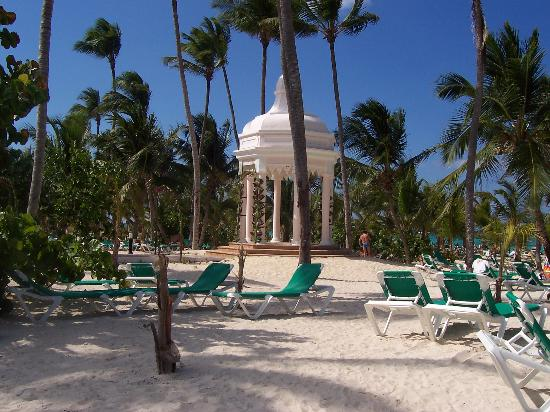 Hotel Riu Palace Punta Cana Wedding Gazebo