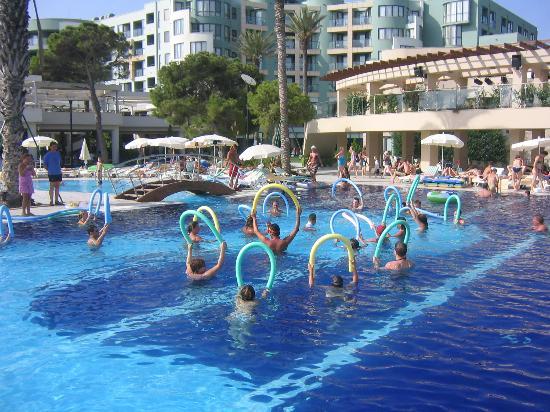 Limak Atlantis Deluxe Hotel & Resort: Water gym