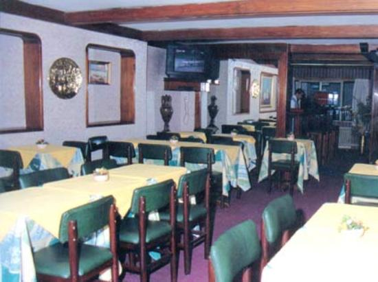Los Angeles Hotel: Comedor - Breakfast Room
