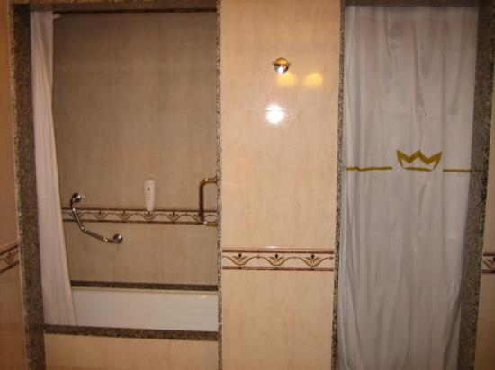 Hotel Riu Palace Las Americas: Suite Dual Showers
