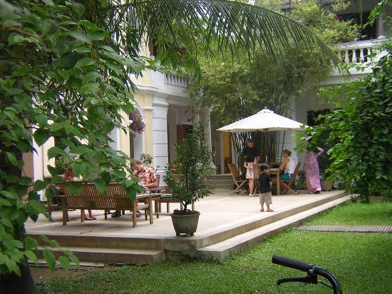 Ha An Hotel: Ha An Garden