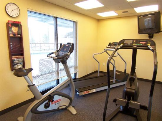 SpringHill Suites Fort Myers Airport: Fitness Room
