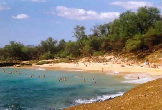Makena Beach: Little Beach