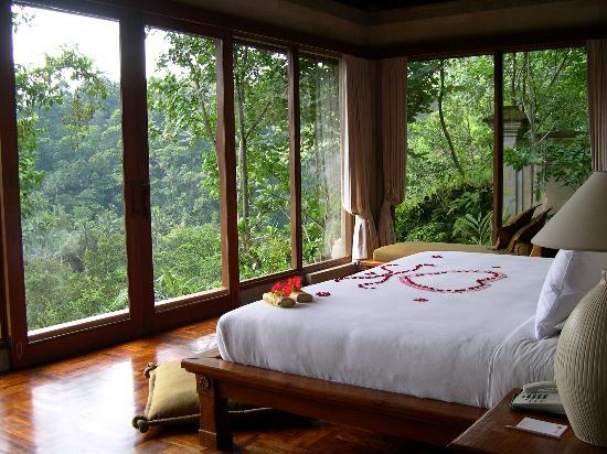 The Royal Pita Maha: il letto del Royal Pita Maha